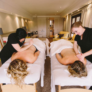 On-Site Beauty Spa